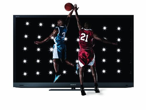 Sony BRAVIA KDL46EX720 46-Inch 1080p 3D LED HDTV, Black