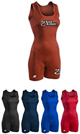 Brute 0136 Women's Performance Cut Stock Wrestling Singlet (Call 1-800-234-2775 to order)