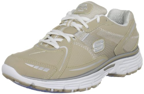 Tone-Ups Fitness Women's Ready Set - Firm Stone/Silver Training Shoes 11761 3 UK