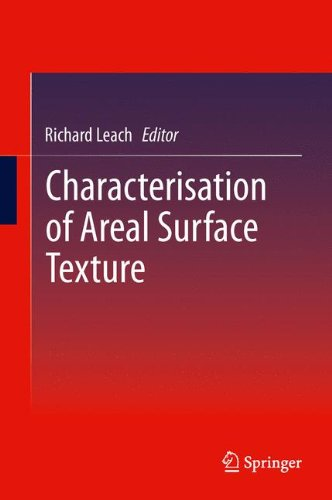 Characterisation Of Areal Surface Texture