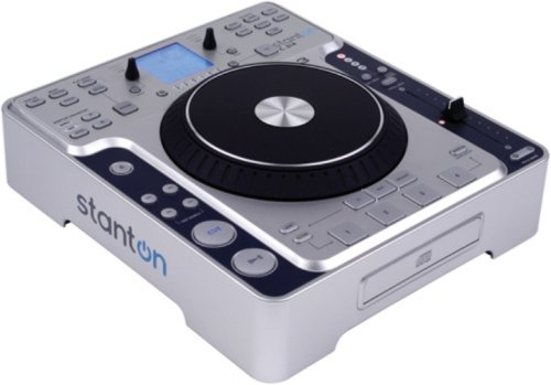 Why Choose The Stanton C.314 Tabletop CD Player With Mp3 Playback