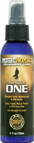 Music Nomad The Guitar One - All in 1 Cleaner, Polish & Wax