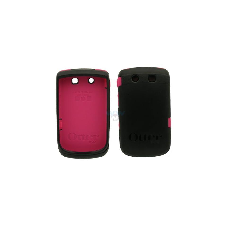 NEW OEM Otterbox Commuter Pink Black Case Blackberry 9800 Torch