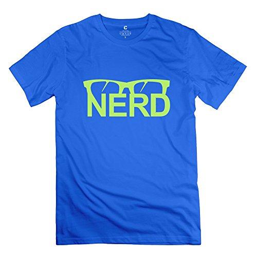 Nerd Glasses Best Mens T Shirt