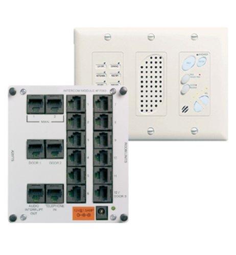 Onq / Legrand Ic1002La Intercom Module And Main Console Unit, Light Almond