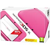 Nintendo 3DS - Consola XL, Color Rosa