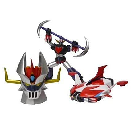 High Dream - Figurine Goldorak Mazinger - Set de 3 Mazinger Z Gashapon 10cm - 4904790826368