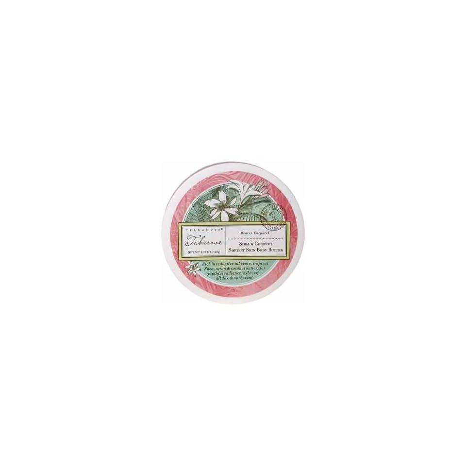 Terra Nova Tuberose Shea & Coconut Body Butter