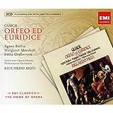 echange, troc  - Gluck : Orphée et Eurydice