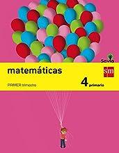 Matemáticas. 4 Primaria. Savia