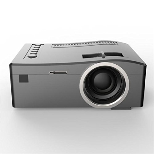 Review Of 2016 Black Friday - Mini Projector, Lary intel 1080P HD LED Home MulitMedia Theater Cinema...