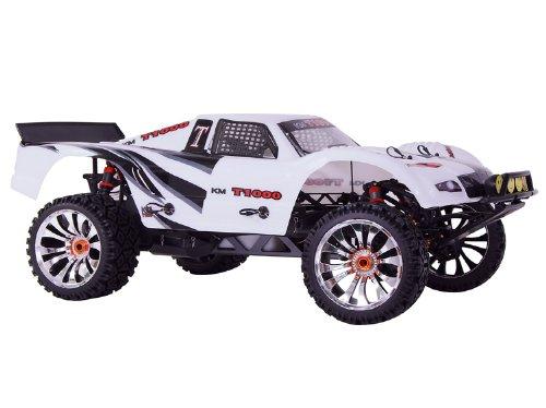 King Motor Baja T1000 30.5cc 1/5 Scale Gas / Petrol Powered RC Remote Control Desert Truck 1:5