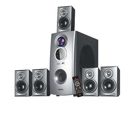 Zebronics ZEB-SWT9200RUCF 5.1 Multimedia Speaker