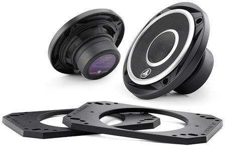 "Jl Audio Evolution 4"" Coaxial Speakers"