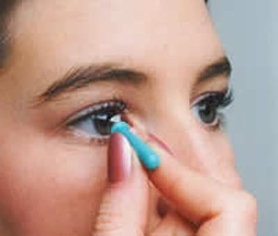 DMV Classic Hard Lens Remover PLUS FREE Eye Care Universe Contact Lens CaseTM