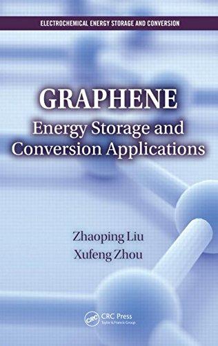 Graphene: Energy Storage And Conversion Applications (Electrochemical Energy Storage And Conversion)