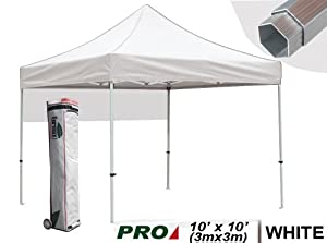 Eurmax PRO 10 X 10 Pop up Canopy Instant Shelter Commercial Gazebo Outdoor Party Tent... by Eurmax