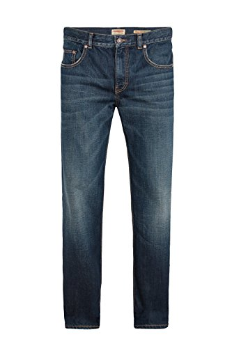 Herren 5-Pocket Jeans der Marke Paddock's in verschiedenen Farben, Carter (80 016 5024), Größe:W40/L30;Farbe:blue black used moustache(5785)