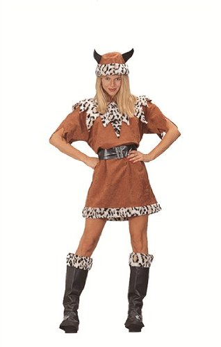 Viking Queen Adult Sized Costume