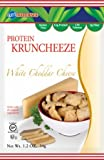 Kay's Naturals Protein Kruncheeze White Cheddar Cheese -- 6 Bags