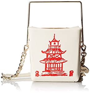 kate spade new york Hello Shanghai Cruz Cross Body Bag,Multi,One Size