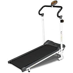 G-Fitness Walker 550 Tapis Roulant, Bianco