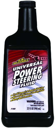 Gold Eagle 21303-12PK Universal Power Steering Fluid - 32 oz., (Pack of 12)
