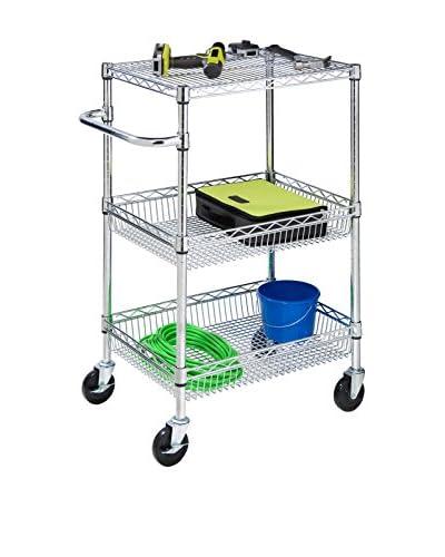 Honey-Can-Do Heavy Duty Rolling Utility Cart