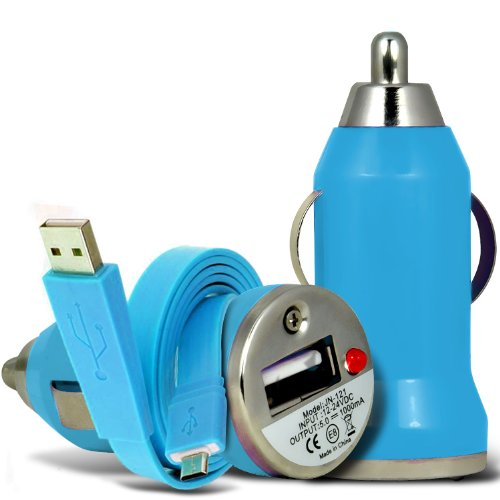 Get Cheap Huawei Ascend Y330 Rapid Bullet In Car USB Charger