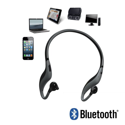 Music Jogger 2 Wireless Sports Headphones Bluetooth Headset Music Streaming And Handsfree Voice Calls