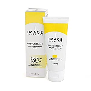 Image Skincare Prevention plus Daily Tinted Oil-Free Moisturizer SPF 30