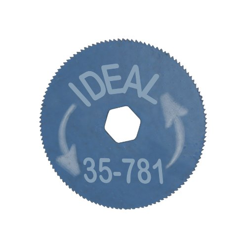 Ideal Industries Replacement Blades For Rotary Bx Cable Cutter (Pack Of 5)