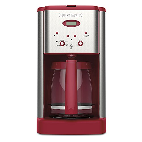 cuisinart-dcc-1200rt-12-cup-coffeemaker-stainless-steel-red