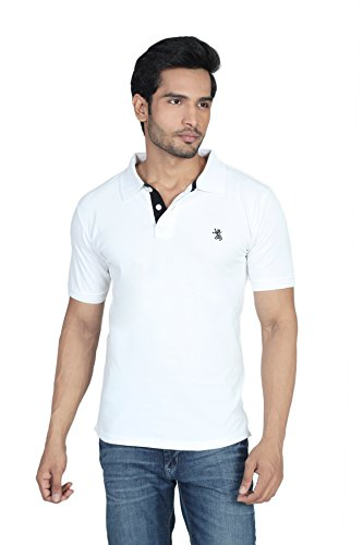 Aspen The Cotton Company Luxury Polo's - Aspen White (Multicolor)