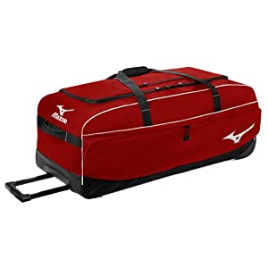 Mizuno MX Equipment Baseball or Softball Wheel Bag by BTS