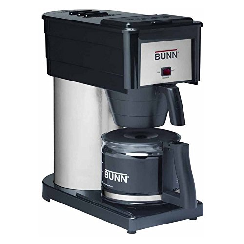 BUNN BX-D Velocity Brew 10-Cup Coffee Brewer, High Altitude (Thermal 4 Cup Coffee Maker compare prices)
