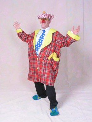 Buttons The Clown Plus Size Costume