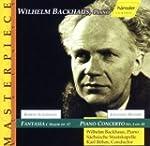 Schumann: Fantaisie op.17 / Brahms: C...