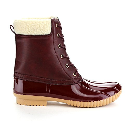 Lastest Men39s Superior Boot Co Pullon Duck Brown  Free Shipping Today