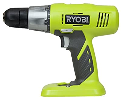 "Ryobi P205G 18 Volt 3/8"" Drill/driver (Drill only, battery and charger not included)"