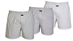 Careus Men's Cotton Boxers (Pack of 3)(14_15_16_Multi-coloured_X-Large)