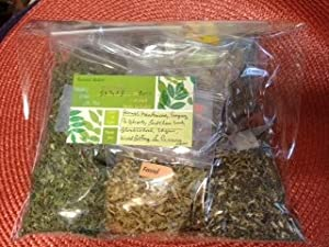 Herb Collection: 3 Plus 3 Plus 3 Magical Herbs ~ 9 Dried Herbs ~ 1 Oz Each ~ Plus Bonus After Holiday Special herbs ~ Ravenz Roost Herbs ~ Overstock ~ Wicca
