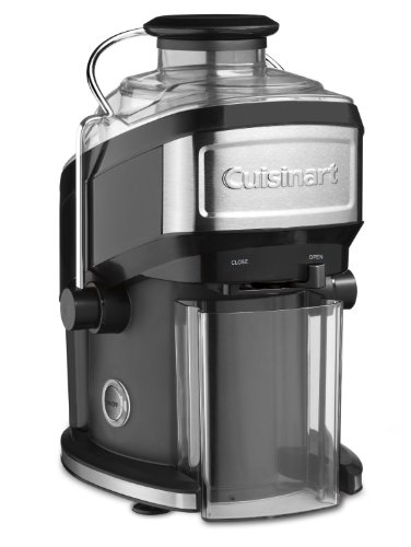 Cuisinart CJE-500 Compact Juice Extractor, Black (Certified Refurbished) (Cuisinart Compact Juice compare prices)