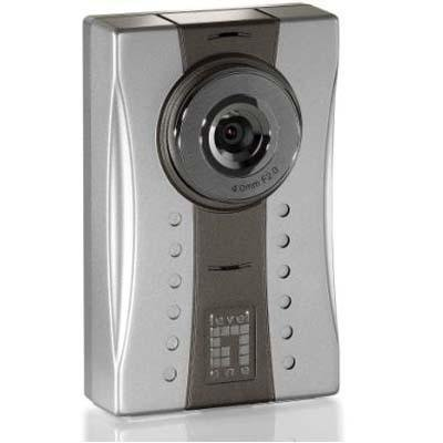 CamCon FCS-1030 - Caméra réseau - couleur - audio - 10/100 FCS-1030