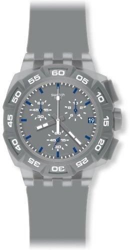 Swatch Men's Grey Hero Watch SUIM402