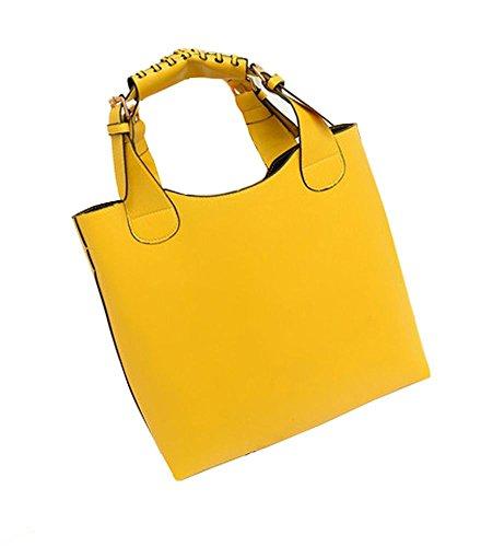 koson-man-womens-patent-leather-boutique-tote-bags-top-handle-handbagyellow