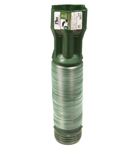 Genova AG575 Genoflex Universal Downspout Extension, Green