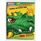 Fisher-Price Imaginext Spike the Ultra Dinosaur Coloring & Activity Book