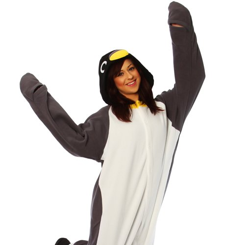 Kigurumi Adult Penguin Costume