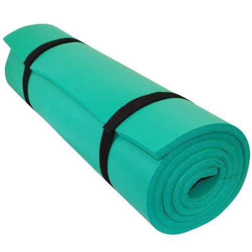 Imagen de Yoga Pilates directo Aero acolchado Yoga / Ejercicio Mat (Green), Color Verde, Talla Unitalla